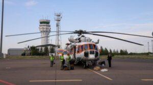 Kazakistan Türkiye'ye Yangın Söndürme Helikopteri Gönderdi