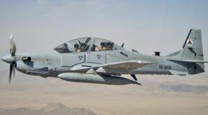 Özbekistan'a Yasadışı Geçen Askeri Uçaklar Havada Çarpıştı