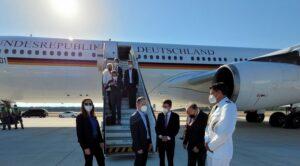 alman Askeri Uçağı Antalya'ya Neden Geldi?
