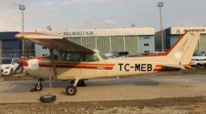 Askeri Uçakların Hız Rekorları – Cessna 172H