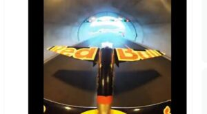 Çatalca Tünellerinin İçinden Uçakla Geçti