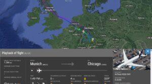 Lufthansa Uçağının Lastiği Patladı Havada 6 Saat Turladı