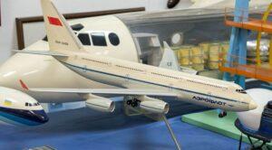 Sovyetlerin Çift Katlı Yolcu Uçağı – Antonov An-418