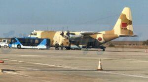 Katar Ve Fas Askeri Uçakları Çorlu Havalimanı'ndaydı