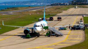 Trabzon Uçağına Bomba İhbarı Yapıldı