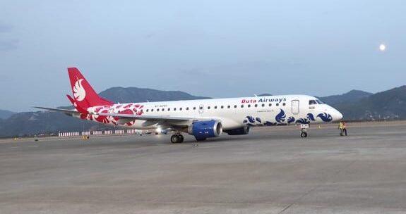 Azerbaycan Uçağı Çorlu'da