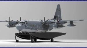 C-130 Hercules Deniz Uçağı Oluyor