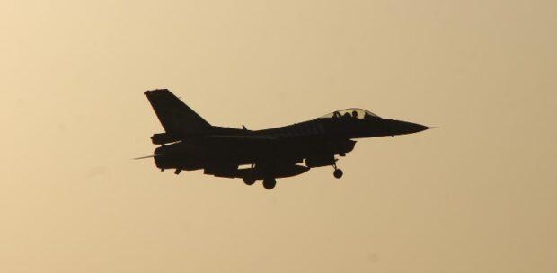 Türk Hava Kuvvetleri italyada