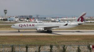 Qatar Airways Doha – Houston Uçağı Ankara'ya İndi